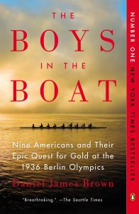 Brown, The Boys in the Boat