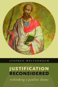 Westerholm, Justification Reconsidered