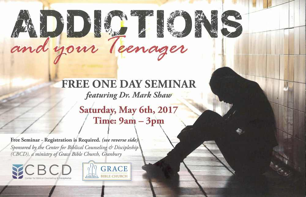 Addictions Seminar