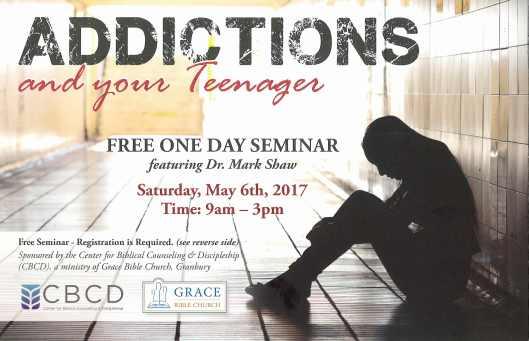 Addictions Seminar